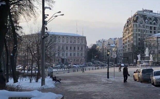 Київ, зображення ілюстративне, кадр з відео: YouTube
