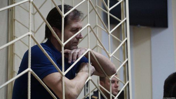 Крымский заключенный Балух написал эмоциональное письмо украинцам: нет надежд