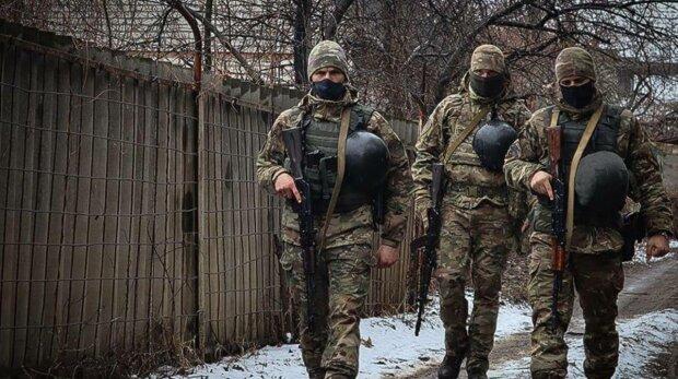 Військові, фото: ФБ ООС