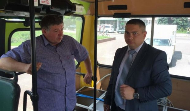 "У Житомирі пустили перший ""електробус"""