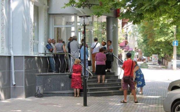 Заручники агресії: як вирішити проблему пенсій на Донбасі