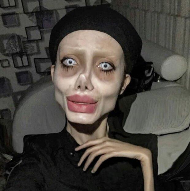 Зомби-двойник Анджелины Джоли арестована: список обвинений поражает