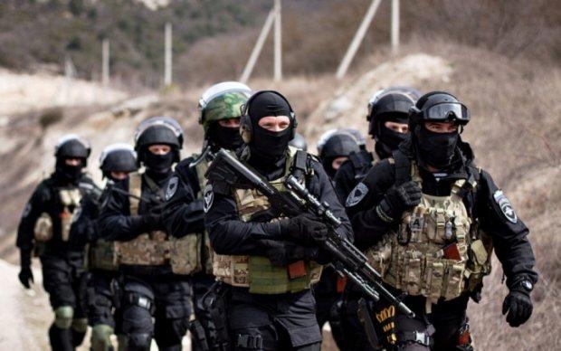 Вооруженная Росгвардия готовит спецоперацию против дальнобойщиков
