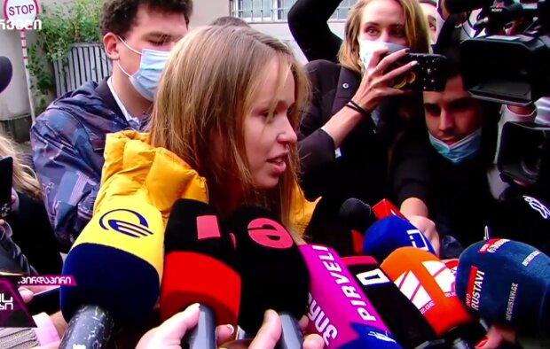 Елизавета Ясько, кадр из видео