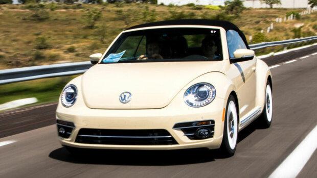 Volkswagen Beetle, автомото