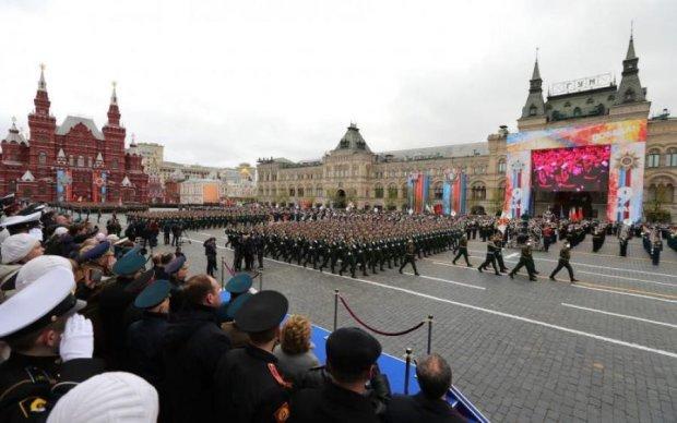В Москве начался шабаш победобесия: прямая трансляция