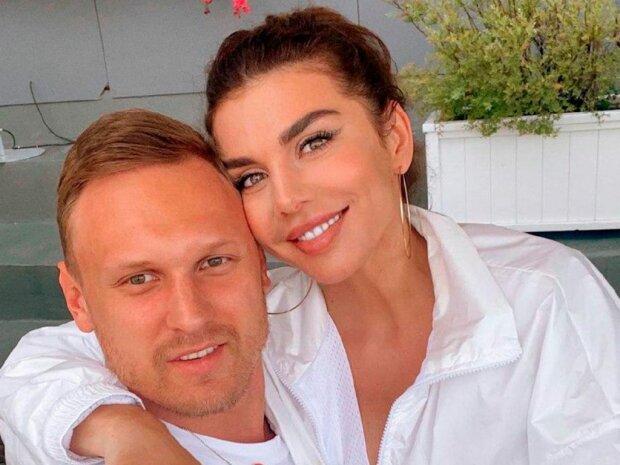Анна Седокова и Янис Тимма, фото: Instagram Анны Седоковой