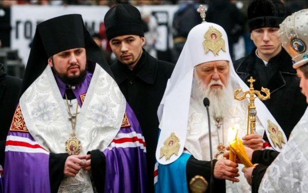"""Патріарх Варфоломій втрутився у суперечку між Епіфанієм та Філаретом: """"Один Господь, одна віра, одне хрещення"""""""