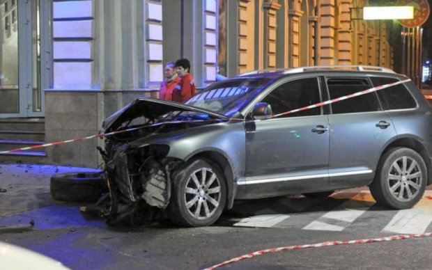 Главное за ночь: убийство украинского героя и судьба мажорки на Lexus