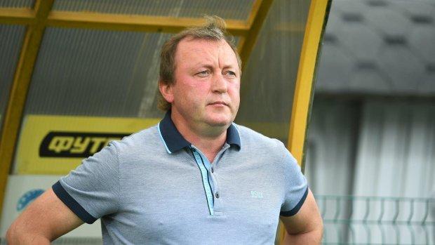 Украинский тренер пообещал штрафовать футболистов за сопли: не дай бог