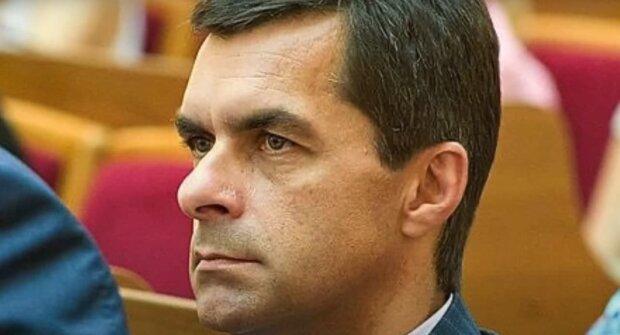 """Керівник """"Укрзалізниці"""" Володимир Жмак, скрiншот: Youtube"""