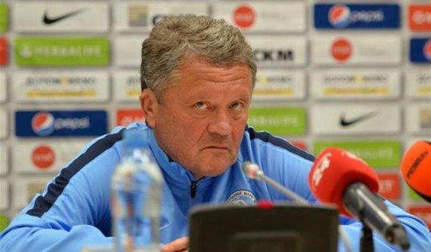 Маркевича разыграли, предложив возглавить сборную России