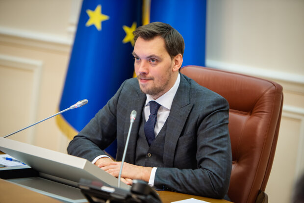 Олексій Гончарук, фото: kmu.gov.ua