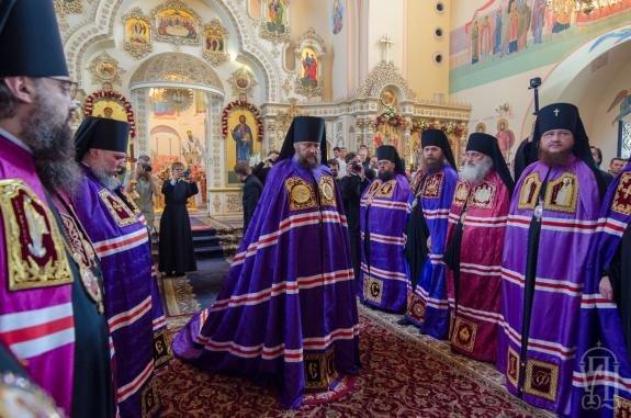 Настоятель Десятинной церкви Гедеон: путь от пономаря до Епископа