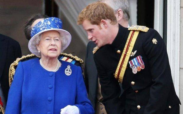 Королева Елизавета поставила внуку жесткий ультиматум