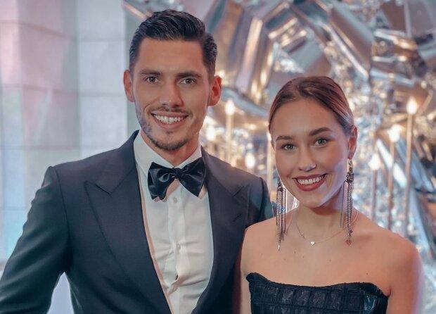 Никита Добрынин и Даша Квиткова, clutch.ua
