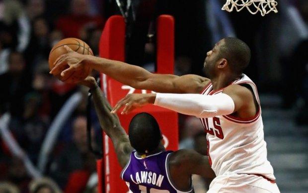 НБА: Блок Уэйда и данк Хэйворда в лучших моментах игрового дня