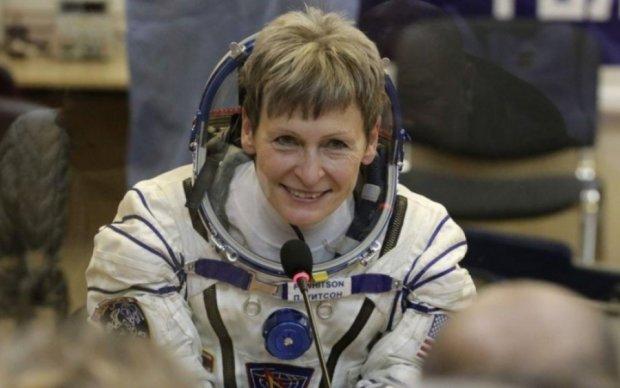Женщина установила рекорд пребывания в космосе