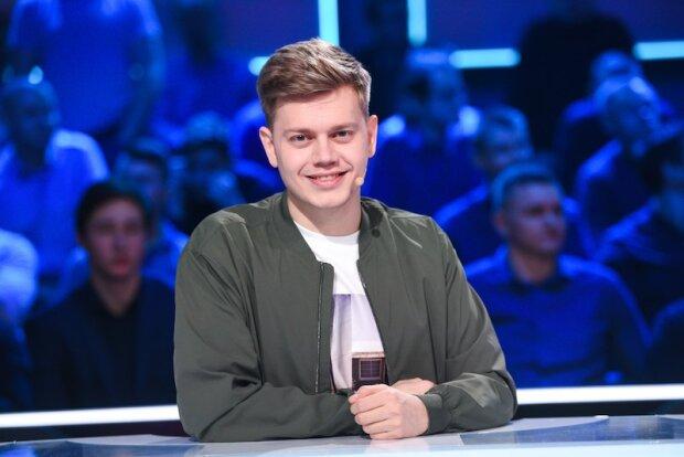 Зірка Improv Live Show Костя Трембовецький