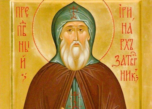 Святий Іринарх, фото: ikona7.ru