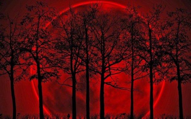Затмение века 27 июля: где и когда украинцы увидят кровавую луну