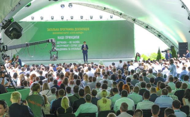 """Ряды партии Зеленского """"Слуга народа"""" пополнились жгучей брюнеткой: """"Я выбрала"""""""