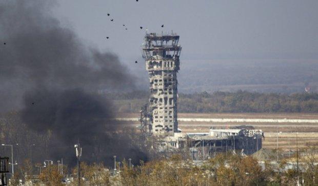 Посеред  Донецька прогримів потужний вибух