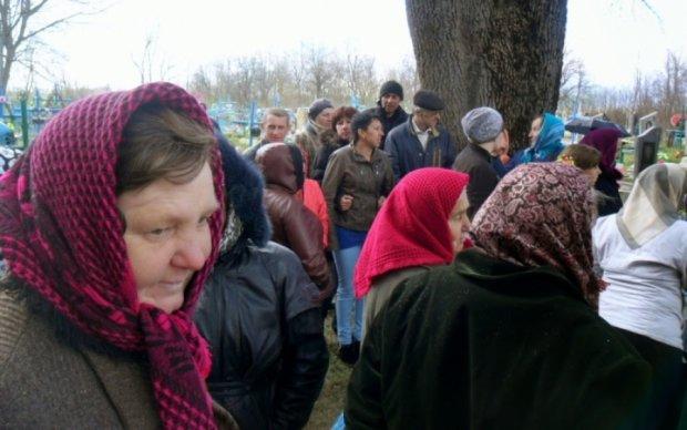 Бомба зірвала поминки в Одесі