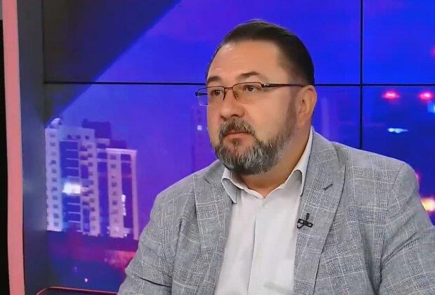 Никита Потураев, скриншот из видео
