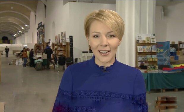 Марина Леончук, фото: скріншот з відео