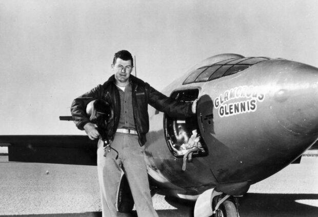 Ушел из жизни единственный в мире пилот, преодолевший скорость звука