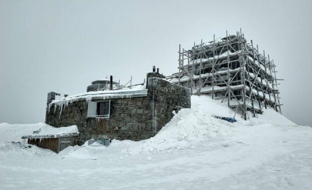 Публікація Чорногірського гірського пошуково-рятувального поста: Facebook