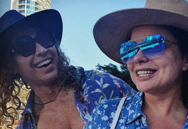 Наташа Корольова і Тарзан, instagram.com/tarzan___official