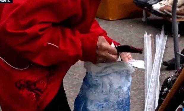 Пенсионерка / скриншот из видео