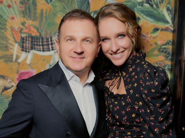 Юрий Горбунов и Екатерина Осадчая, фото Instagram