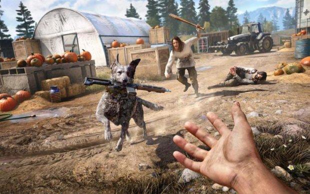 Творці поділилися геймплейним роликом Far Cry 5