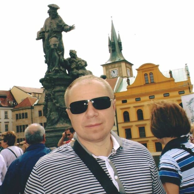 Сергей Лебедко, фото Facebook