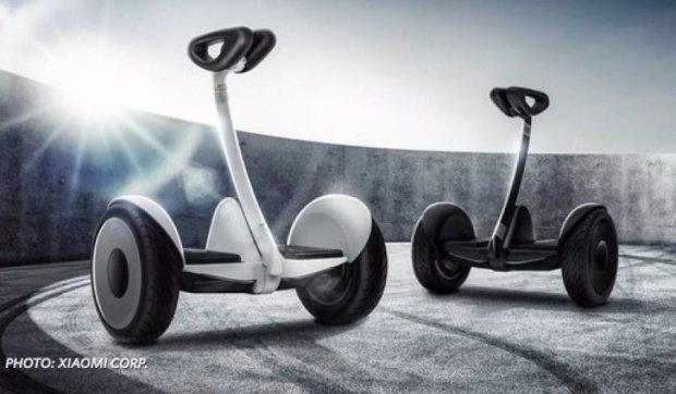 """""""Розумний"""" велосипед зчитує параметри власника на ходу"""