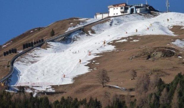 Вчені прогнозують зникнення альпійського снігу