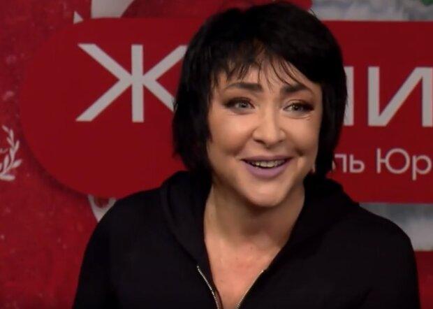 Лолита Милявская, кадр из видео