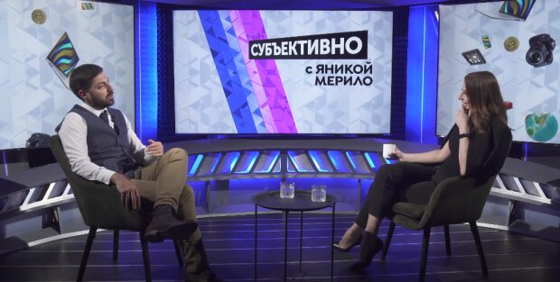 Артем Афян с Яникой Мерило