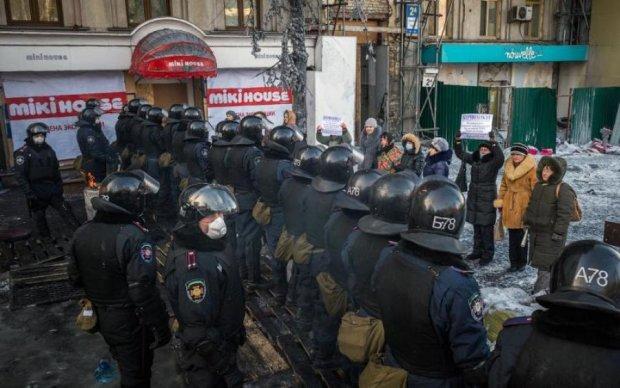 Очередного палача Майдана суд отпустил домой