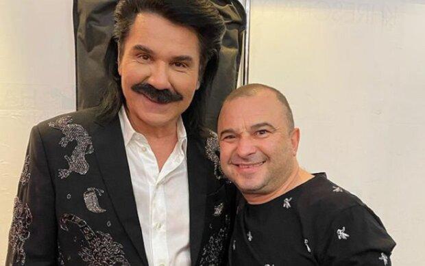 Виктор Павлик и Павло Зибров, фото: Instagram viktorpavlik