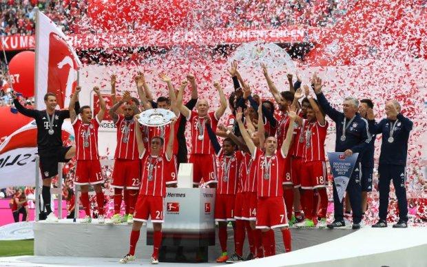 Чемпіонат Німеччини: Підсумкова турнірна таблиця