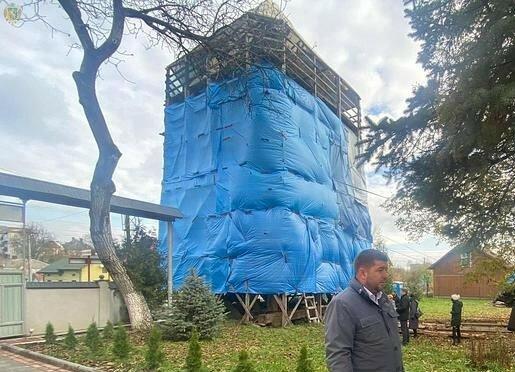 На Львівщині відбудують унікальну церкву, де молилися наші предки: жодного цвяха