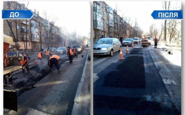 До и после: как выглядит благоустройство глазами киевских коммунальщиков
