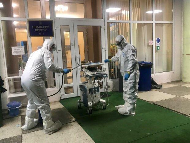 У Нових Санжарах з'явилася перша хвора жінка, яку евакуювали з охопленого коронавірусом Китаю