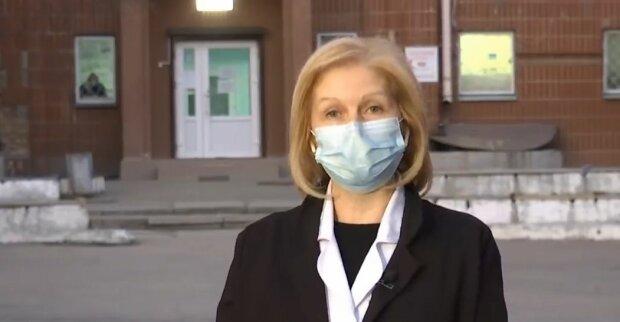Головлікар Олександрівської лікарні відкрила очі киянам на Covid-19, повинен замислитися кожен - відео