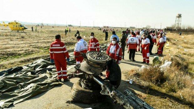 """Аварія літака """"МАУ"""" під Тегераном: в Ірані змінили версію катастрофи"""