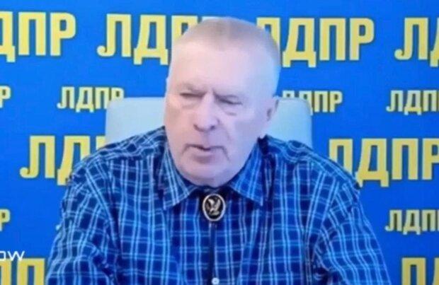Владимир Жириновский / скриншот из видео